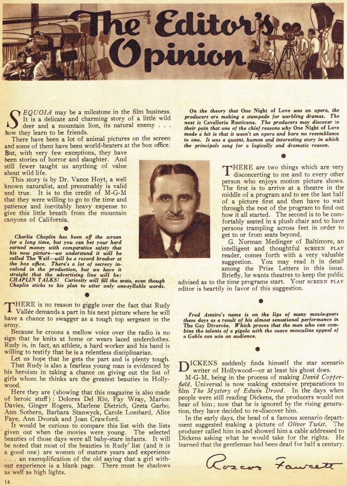 carole lombard screen play february 1935ga