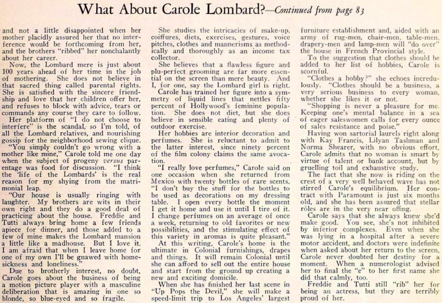 carole lombard screenland june 1931bb
