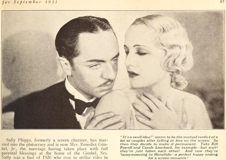 carole lombard screenland september 1931ab