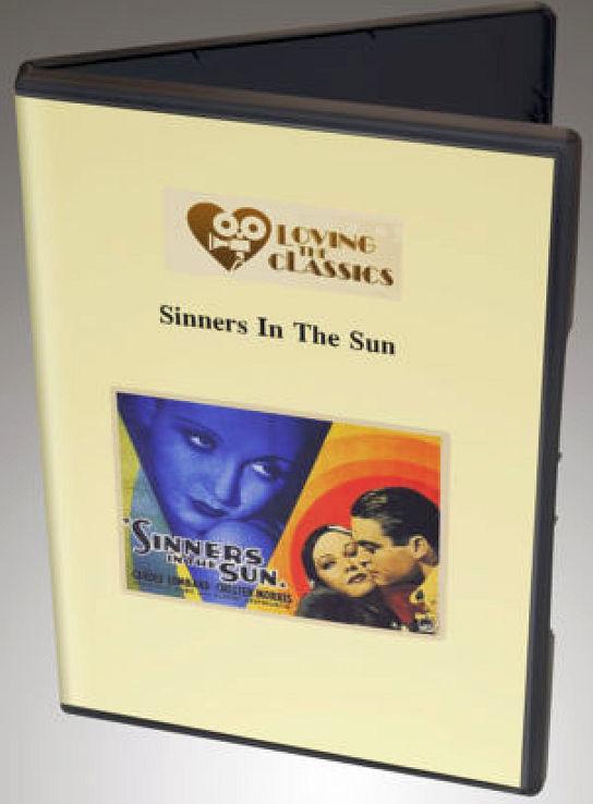 carole lombard sinners in the sun bootleg dvd 00a