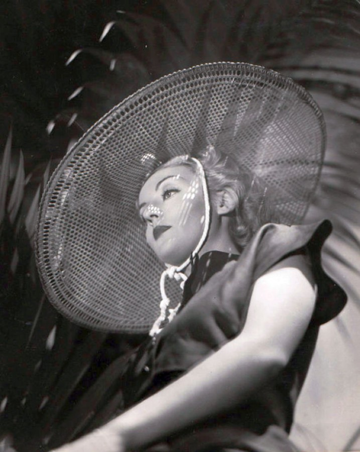 carole lombard william walling 03c hat by connie foster