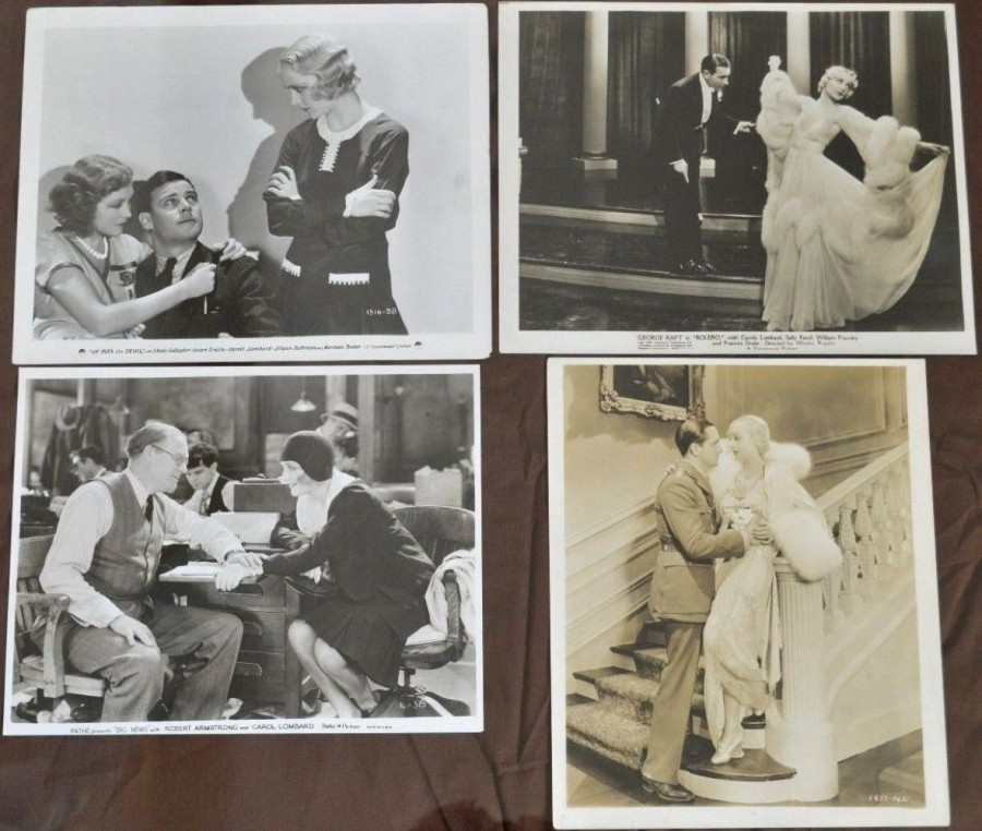 carole lombard assorted movie pics 00a