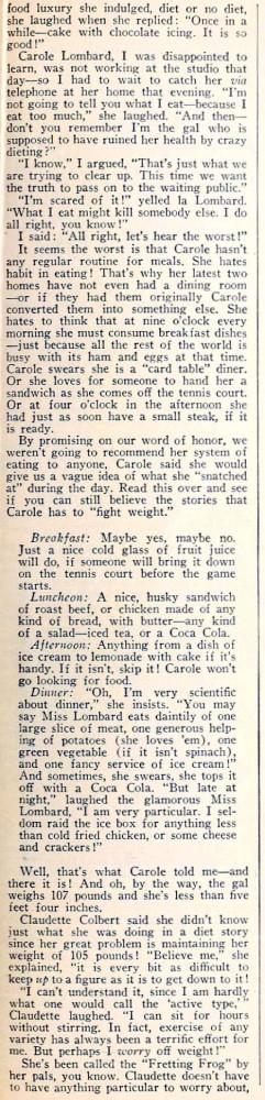 carole lombard screenland september 1937ea