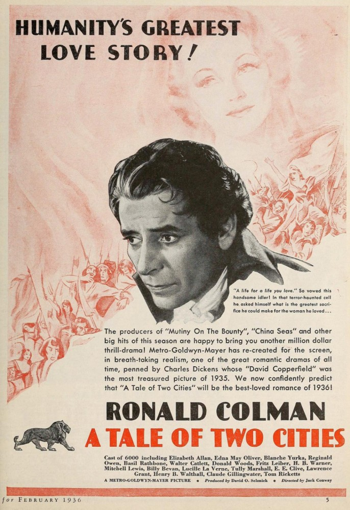 silver screen february 1936fa