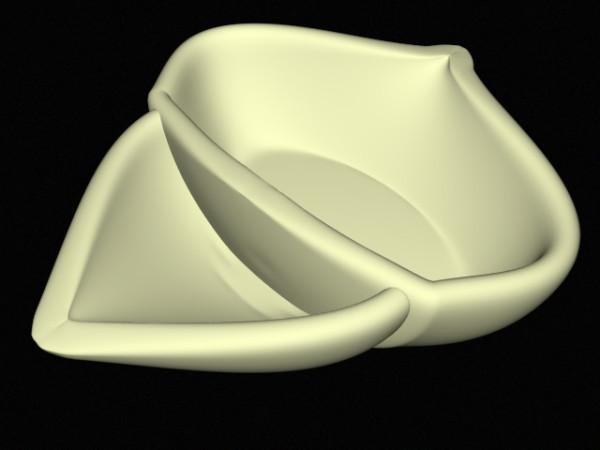 acorn bowl render