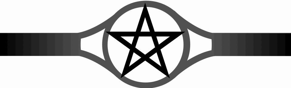 Pentacle outline