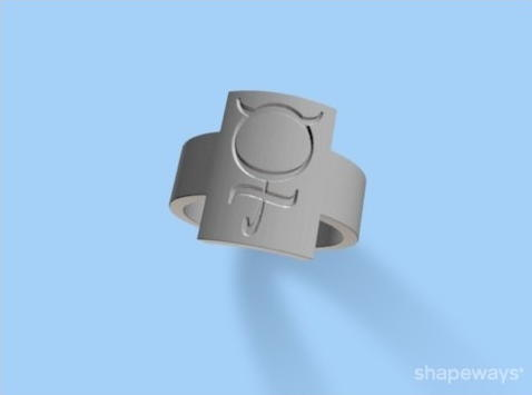 shapeways hermes council screenshot