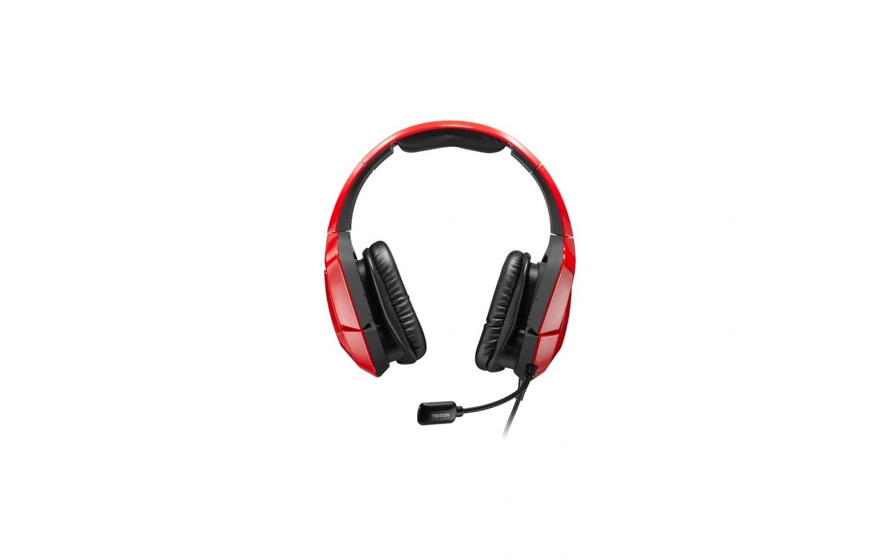 Tritton Headset Pro True 5 1 Ps4 Ps3 Xbox360 Rood