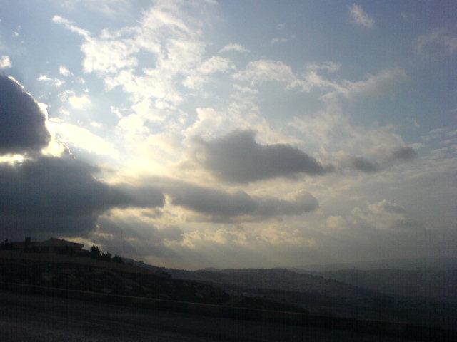 Amman's Clouds