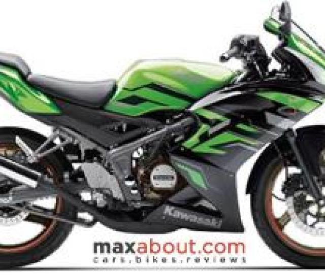 Kawasaki Ninja Rr Zx150