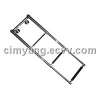 Boat Boarding Ladder Deck Mounted Stainless purchasing