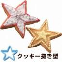 """""""クッキー型 抜き型 スター プラスチック製 タイガークラウン ( 星 )"""""""