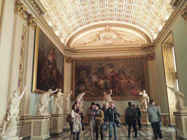 Uffizi Gallery Most Famous Art