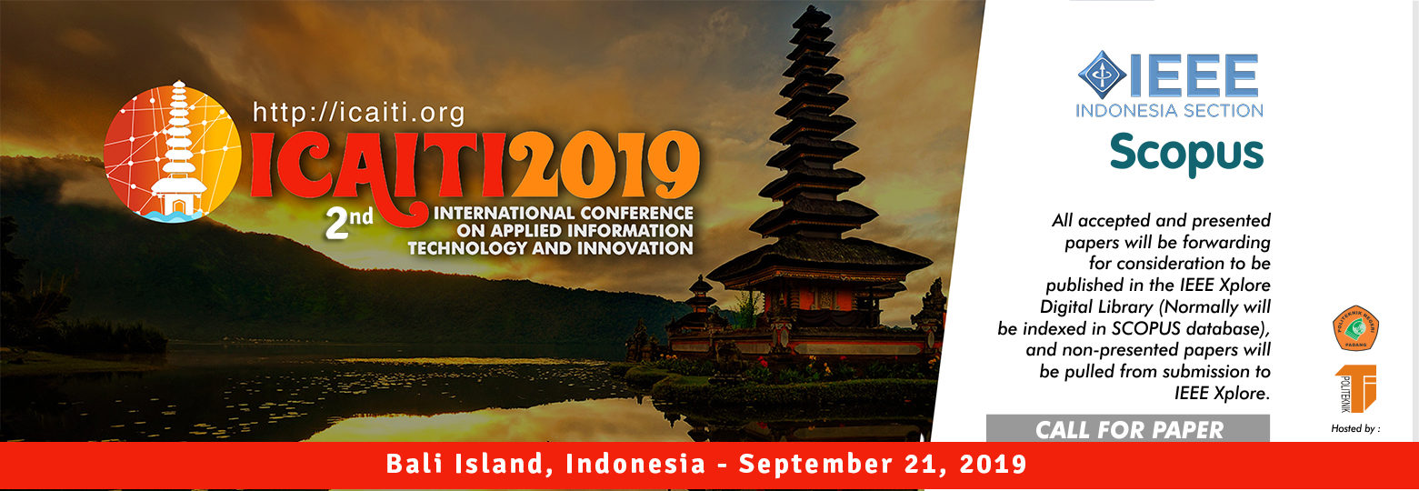 International Conference « Indonesian Conferences and Seminars (ICoS)