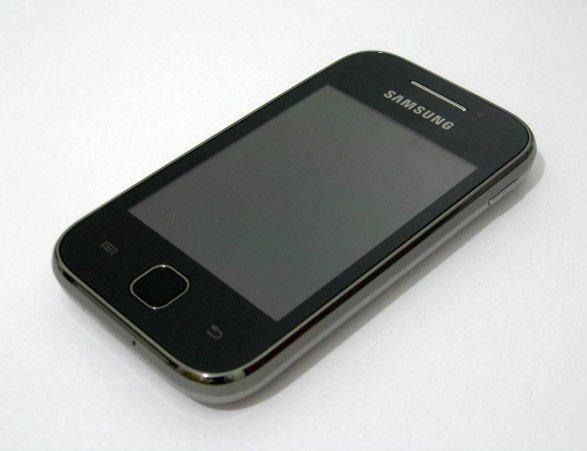 Samsung Galaxy Y: A introdução de baixo custo aos smartphones (1/2)