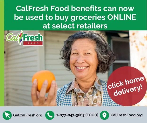 """""""California EBT Shopping online"""""""
