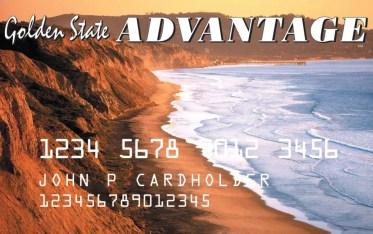 """California EBT Card"""