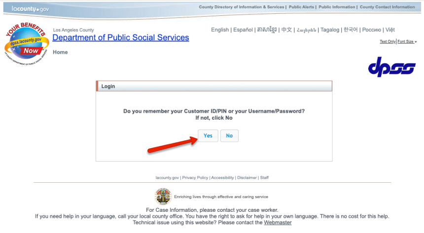 """YourBenefitsNow Account Login - 2"""