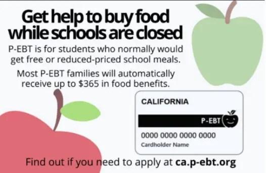 """How to Apply for California P-EBT"""