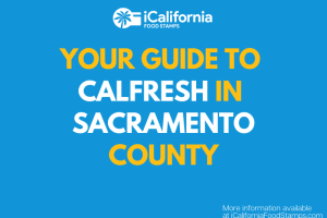 """Apply for and Renew CalFresh in Sacramento County"""