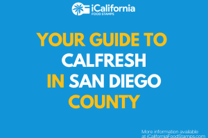 """Apply for and Renew CalFresh in San Diego County"""