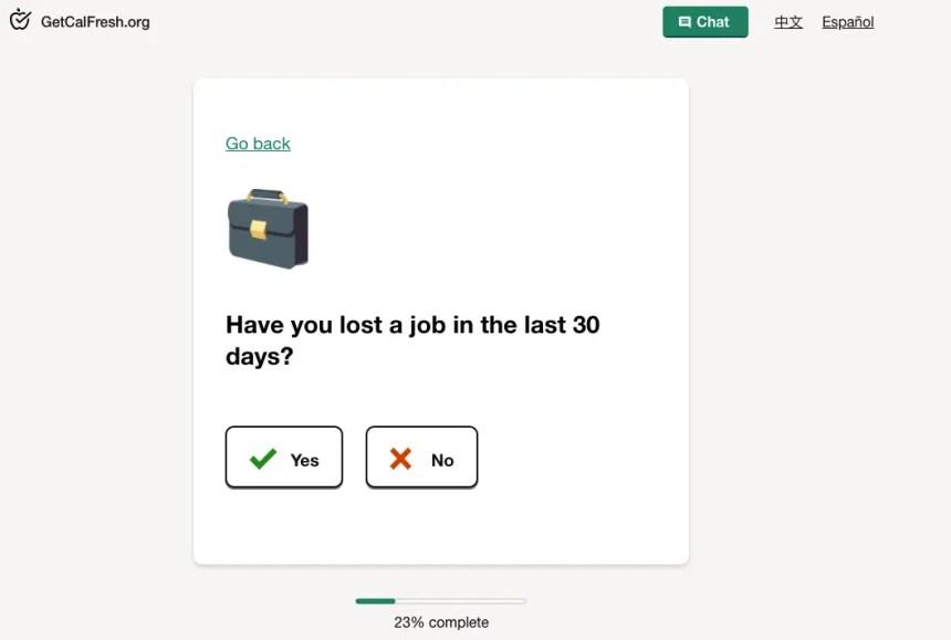"""""""Lost a job"""""""