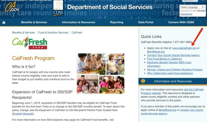 """Is GetCalFresh a legitimate website"""