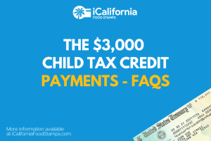 """""""$3,000 Child Tax Credit Payments for Children"""""""