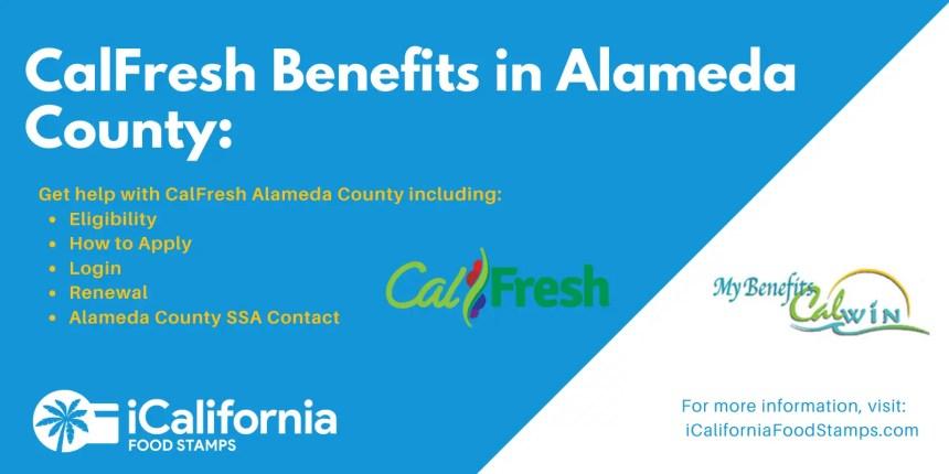 """""""CalFresh Alameda County"""""""