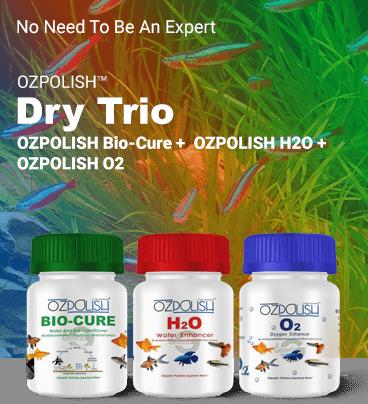 OZPOLISH Dry Trio