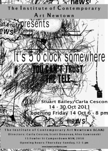 Stuart Bailey & Carla Cescon - It's 5 O'clock Somewhere
