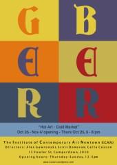 Matthys Gerber - Hot Art - Cold Market