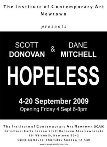 Scott Donovan & Dane Mitchell - Hopeless