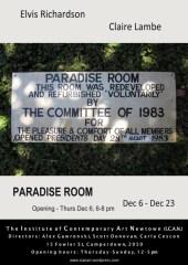 Elvis Richardson & Claire Lambe - Paradise Room
