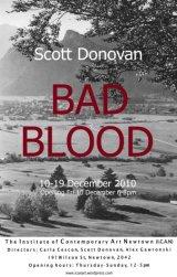 Scott Donovan - Bad Blood