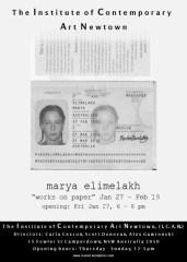 Marya Elimelakh - Works On Paper