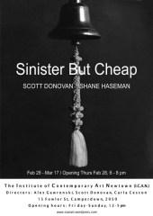 Scott Donovan & Shane Haseman - Sinister But Cheap