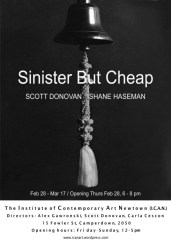 Scott Donovan & Shane Haseman - Sinister But Cheap