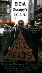 EIDIA Occupy's I.C.A.N.