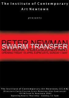 Peter Newman - Swarm Transfer
