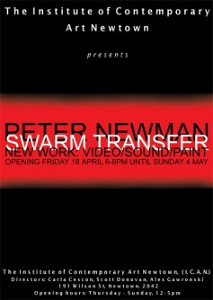 Peter Newman - Swarm Transfer