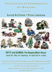 Sarah Goffman & Peter Jackson - Fatty and Slender; The Hanging Man's House