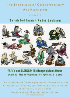 Sarah Goffman & Peter Jackson - Fatty and Slender; The Hanging Man's House
