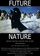 Stephen Birch, Etsuko Fukaya, Alex Gawronski, Kohi Ryui and Jake Walker - Future Nature