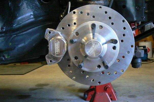 Custom Disc Break