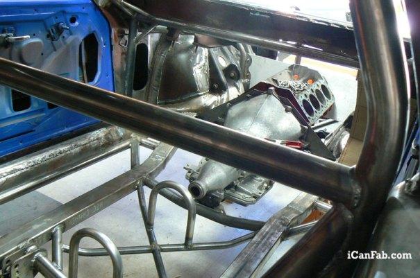 iCanFab builds Chevy Vega racer