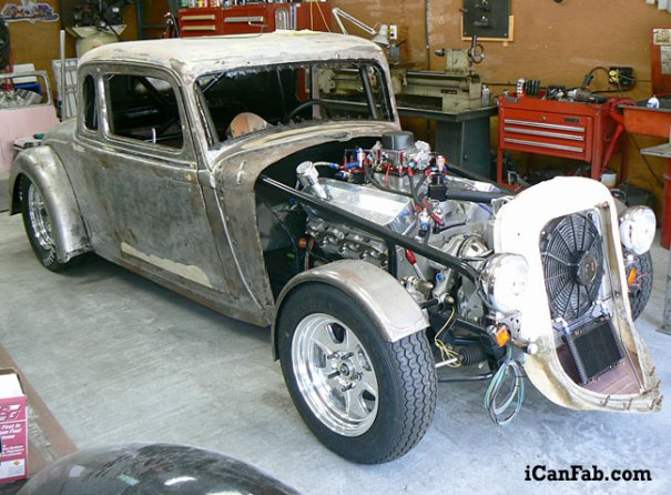 Custom Car Building in Tennessee