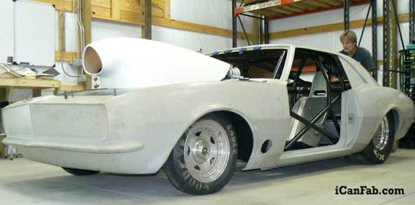 1968 camaro roller for sale