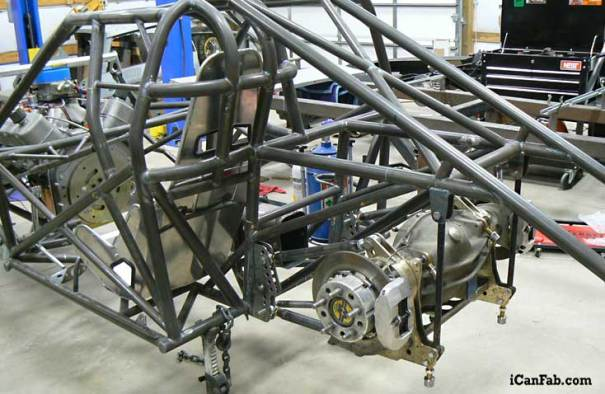 Tubing Used In Race Car Chassis