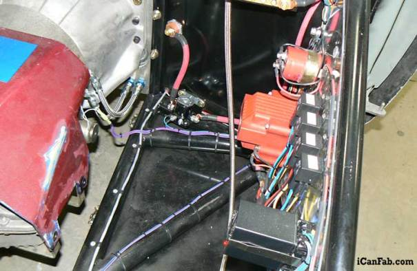 Wiring The Vega Wagon